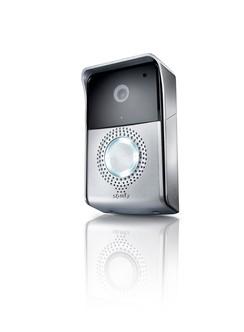 wideodomofon v500 nowoczesny wideodomofon z ekranem dotykowym. Black Bedroom Furniture Sets. Home Design Ideas